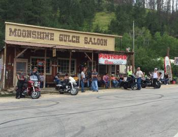 Rochford Road Moonshine Saloon Sturgis Rally