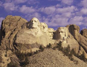 Mount Rushmore Keystone South Dakota Black Hills