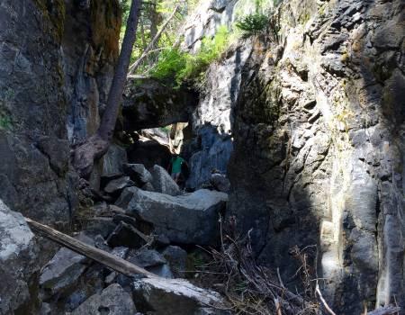 11th Hour Hike Spearfish Canyon