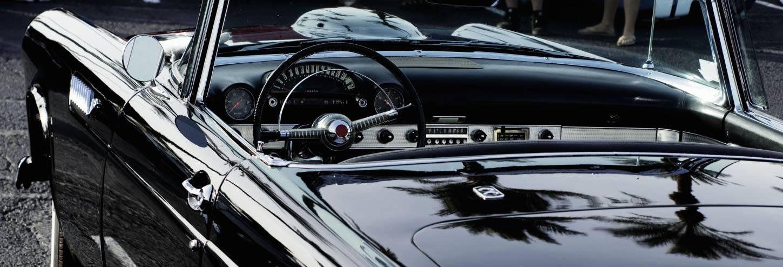 Classic Cars Kool Deadwood Nights South Dakota