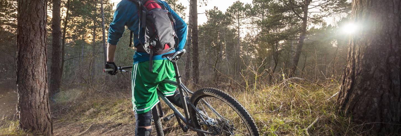 Mountain Bike Trail Ride Race