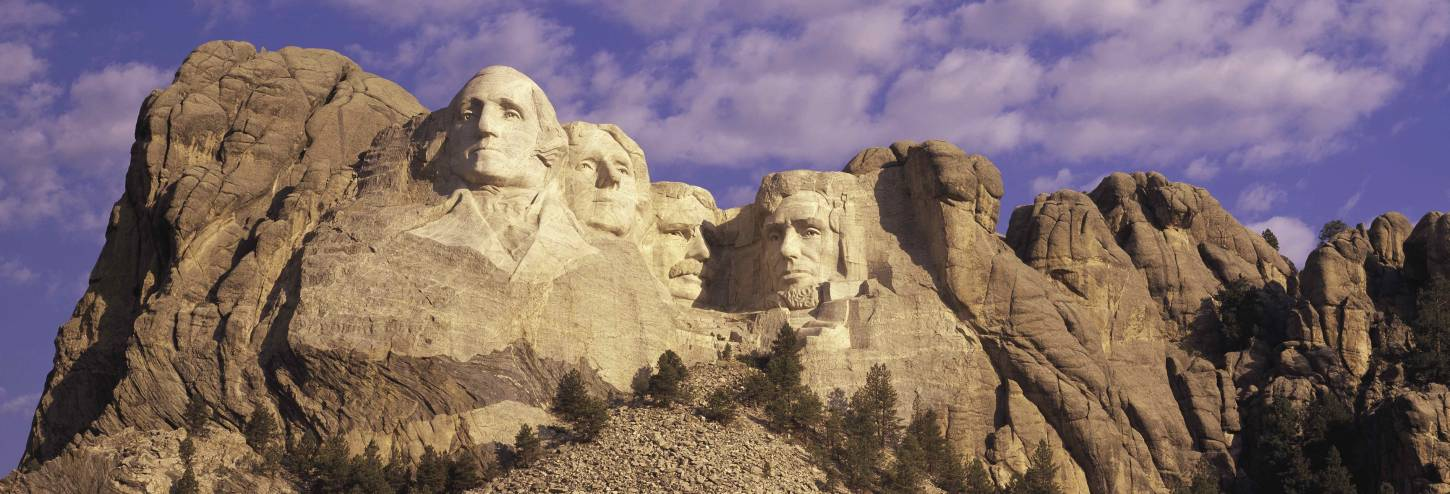 Black Hills South Dakota Mount Rushmore Keystone
