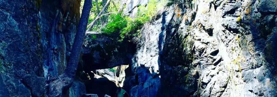Eleventh Hour Spearfish Canyon High Walls Hike Forest