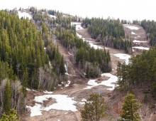 Terry Peak Ski Area Lead South Dakota